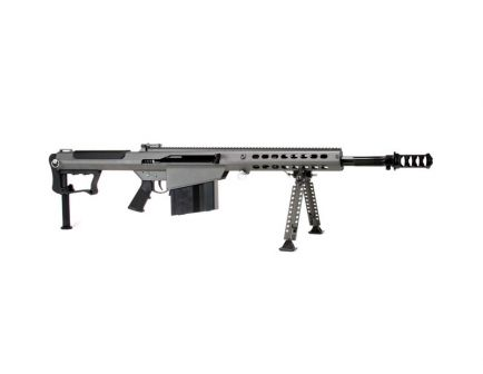 "Barrett M107A1 20"" Semi-Auto .50 BMG Rifle 