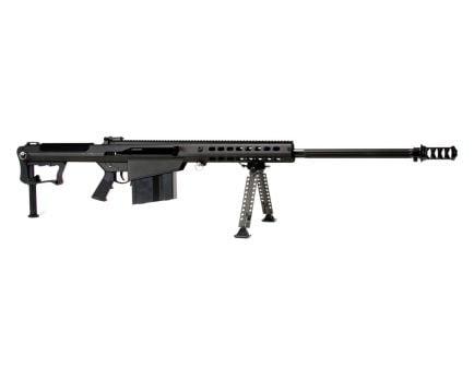 """Barrett M107A1 29"""" Semi-Auto .50 BMG Rifle, Black"""
