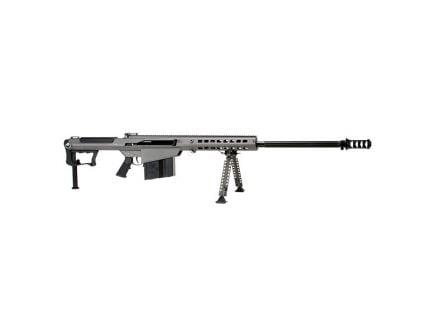 Barrett M107A1 Semi Automatic .50 BMG Rifle, Tungsten Gray