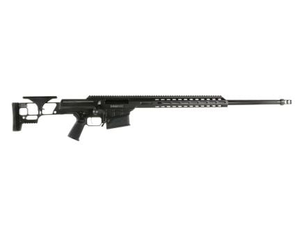 "Barrett MRAD 26"" .338 Lapua Magnum Bolt Action Rifle, Black Cerakote"