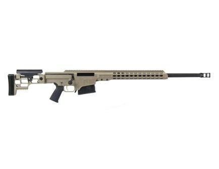 Barrett MRAD .338 Lapua Bolt Action Rifle, Flat Dark Earth