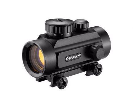 Barska 1x30mm 5 MOA Red Dot Sight, Black