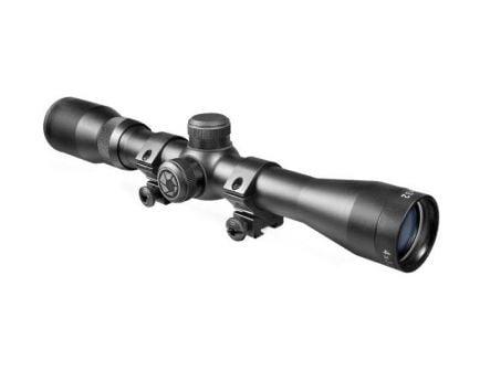 Barska Plinker 22 4x32mm Rifle Scope, Black