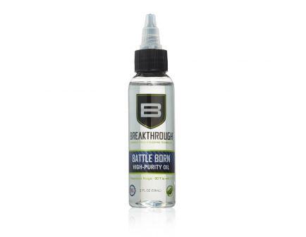 Breakthrough Clean Battle Born High Purity Oil 2 fl. Oz. Bottle - BTO-2OZ