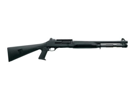 "Benelli M4 Tactical Shotgun 12ga 18.5"" , 3"" Chamber, Black Synthetic 11707"