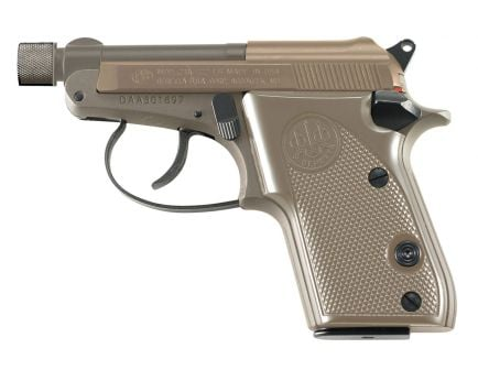 Beretta 21A Bobcat .22 LR Pistol For Sale, Flat Dark Earth