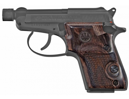 Beretta 21A Bobcat Covert  .22LR Pistol 7rd, Black - J212125 for sale