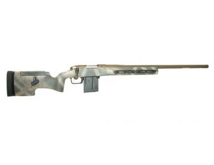 Bergara Ridgeback SI 6mm Creedmoor Bolt Action Rifle   Midnight Bronze