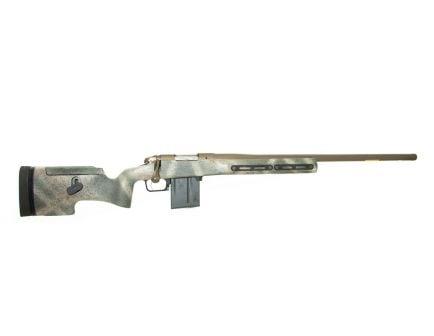 "Bergara Ridgeback SI 6.5 PRC 26"" Rifle, Midnight Bronze Cerakote"