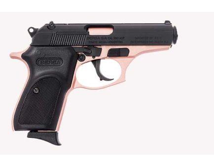 bersa thunder 380 pistol rose gold