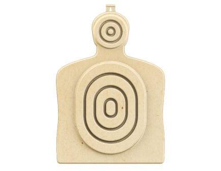 Birchwood Casey 3D Bullseye Torso Target, 3 Pack