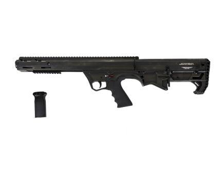 Black Aces Tactical Pro Series Bullpup 12 Gauge Pump Action Shotgun, Distressed Green
