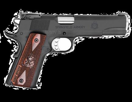 Springfield Armory Pistol 1911-A1 9mm Range Officer SS PI9122LP