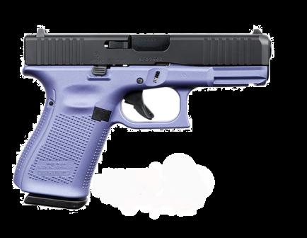 Glock PG19 Gen5 9mm Pistol 15rd ORC/BLK - ACG-57030