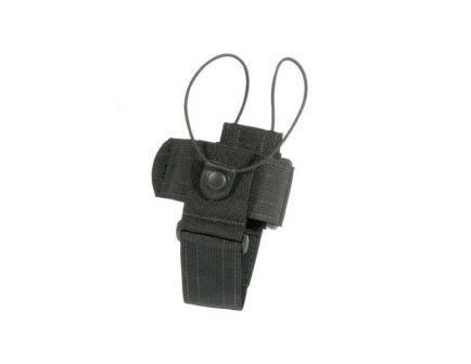 Blackhawk Fixed Loop Universal Radio Carrier, Black