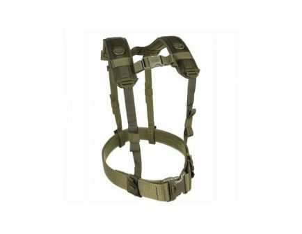 Blackhawk Load Bearing Suspenders, Olive Drab Green