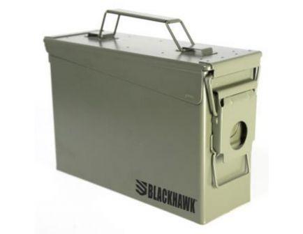 Blackhawk M19A1 30 Cal Metal Ammo Can, OD Green