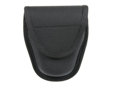 Blackhawk Molded Double Handcuff Case, Black