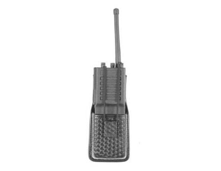 Blackhawk Molded Radio Case, Black Basketweave