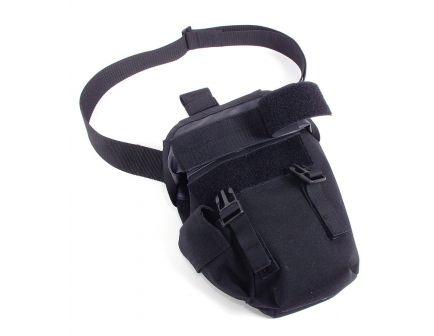 Blackhawk Omega Elite Gas Mask Pouch, Black