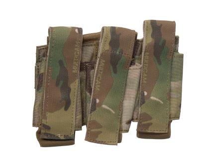 Blackhawk Triple 40mm Grenade Pouch, Multicam