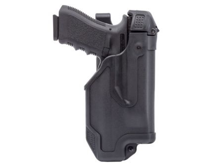 Blackhawk! Epoch Holster Level 3 Light Bearing Glock 17/22/31