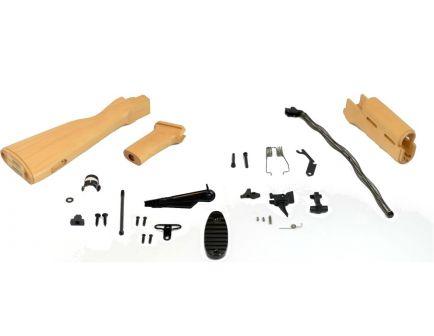 PSAK-47 GB2 Blonde Wood Rifle Build Kit with ALG Defense AKT Fire Control Group - 516444726
