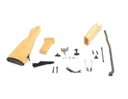PSAK-47 GB2 Blonde Wood Rifle Build Kit with ALG Defense AKT-UL Fire Control Group - 516445207