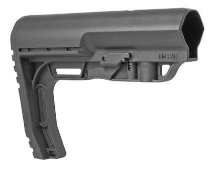 Black MFT Battlelink Minimalist Mil-Spec AR-15 Stock