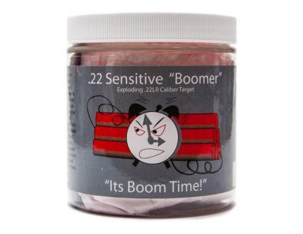 H2Targets 1/2 lb .22 LR Sensitive Boomer Exploding Target 4824
