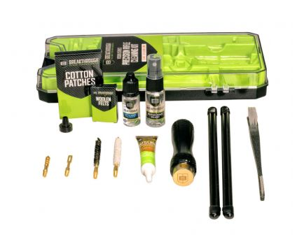 Breakthrough Clean Vision .243 Cal/6mm Rifle Cleaning Kit
