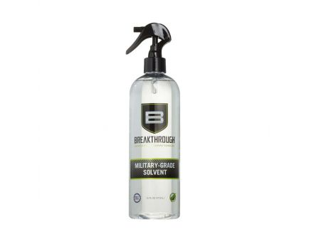 Break Through Breakthrough Military-Grade Solvent 16 fl. Oz. Spray Bottle - BTS-16OZ