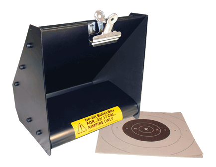 Do-All .22/.17 Bullet Box Indoor/Outdoor Bullet Trap - BT222