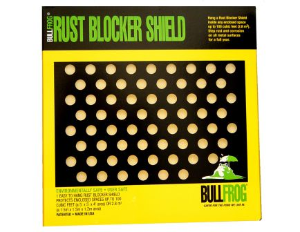 Bull Frog Rust Blocker Emitter Shield, Protects 100 cu-ft - 91321