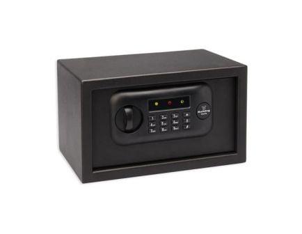 Bulldog Cases Standard Digital Pistol Vault, Black