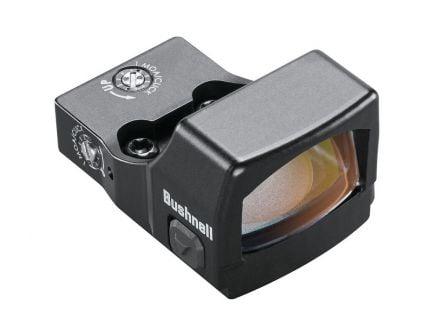 Bushnell RXS-250 4 MOA Reflex Red Dot Sight, Black