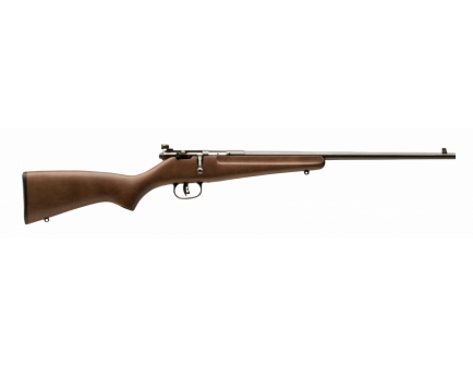 Savage Rascal Youth .22 LR Wood Stock Rifle – 13815