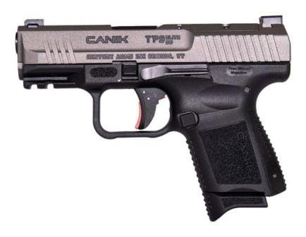 Canik TP9 Elite Subcompact 9mm Pistol, Tungsten - HG5610T-N