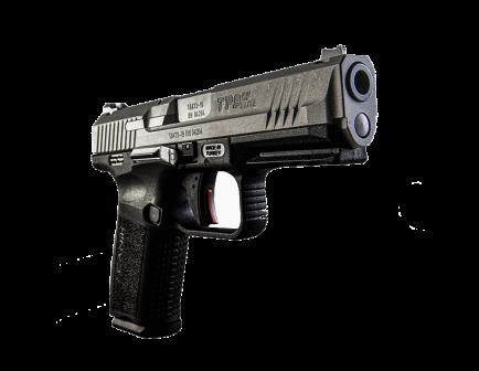 Canik TP9SF Elite 9mm pistol in tungsten for sale