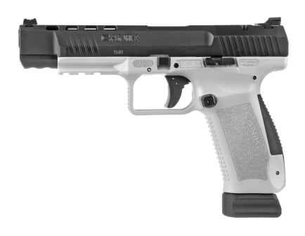 Canik TP9SFx Optics Ready 9mm Pistol, White