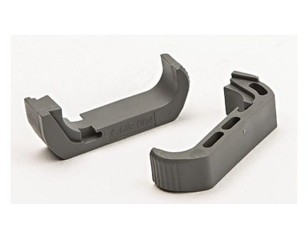 Tango Down Vickers GEN 4 Extended Glock Magazine Release, Gray - GMR-003
