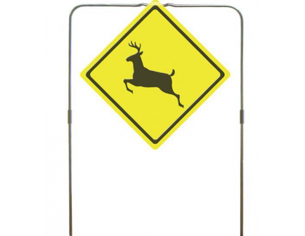 Do-All Impact Seal Deer Crossing Hanging Target - ISD01