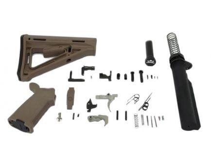 Magpul MOE EPT AR-15 Lower Build Kit in Flat Dark Earth