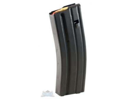 Pack of Ten (10) D&H 5.56 30rd Aluminum Magazines, Black