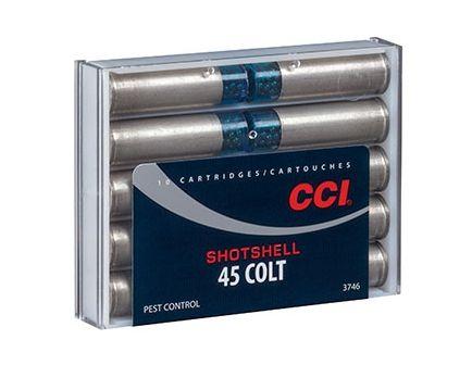 CCI 45 Colt Shotshell Ammunition 10rds - 3746