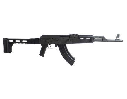 Century Arms VSKA 7.62x39 Side Folding AK-47 Rifle, Black
