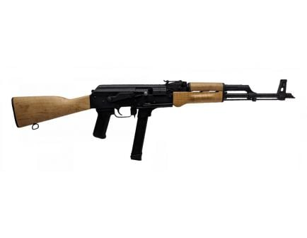 Century Arms WASR-M AK-47 Style Semi Automatic 9mm Rifle For Sale