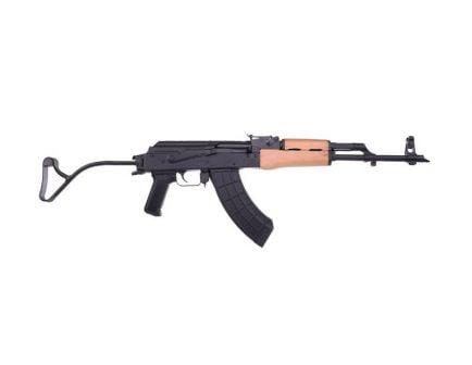 Century WASR 10 Sidefolding 7.62x39 AK-47 Rifle, Black
