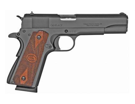 "Charles Daly 1911 Field Grade 5"" .45 ACP Pistol, Black"