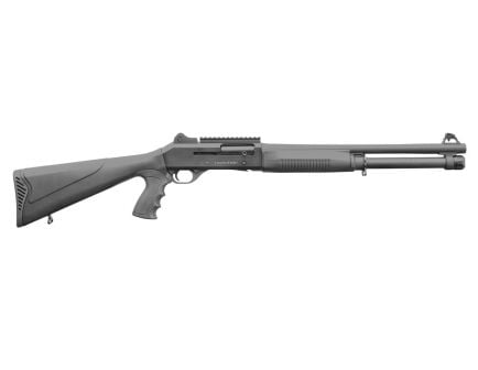 Charles Daly 601 DPS Semi Auto 12 Gauge Shotgun, Black